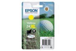 Epson T34744010, T347440 žlutá (yellow) originální cartridge