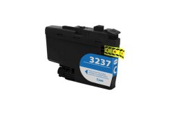 Brother LC-3237 azúrova (cyan) kompatibilna cartridge