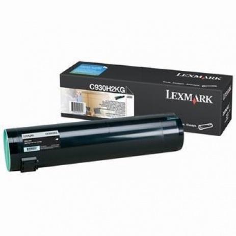Lexmark C930H2KG czarny (black) toner oryginalny