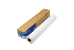 "Epson 432/30.5/Enhanced Matte Paper Roll, 432mmx30.5m, 17"", C13S041725, 194 g/m2, papír, bíl"
