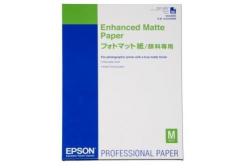 Epson S042095 Enhanced Matte Paper, bílá, 50, ks S042095, pro inkoustové tiskárny, A2, A2, 192 g/m2