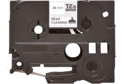 Brother TZe-CL5, 24mm x 4m, čisticí, kompatibilní páska