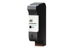 HP 45 51645A černá (black) kompatibilní cartridge