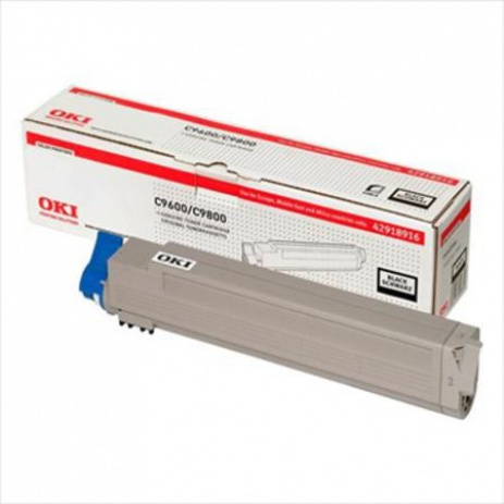 OKI 42918916 black original toner