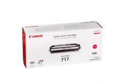 Canon CRG-717 purpurový (magenta) originální toner