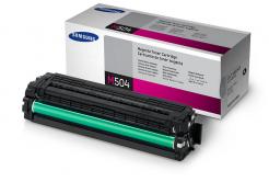 HP SU292A / Samsung CLT-M504S purpurový (magenta) originální toner