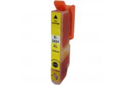 Epson T2434 XL žlutá (yellow) kompatibilní cartridge
