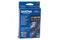 Brother LC-1100HYBK čierna (black) originálna cartridge