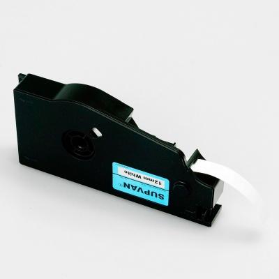 Samolepicí páska Supvan TP-L09EW, 9mm x 16m, bílá