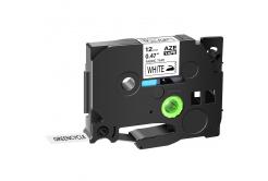 Brother TZe-FA231, 12mm x 3m, černý tisk / bílý podklad, zažehlovací, kompatibilní páska
