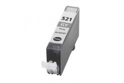 Canon CLI-521Gy šedá (grey) kompatibilní cartridge