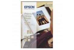 Epson S042153 Premium Glossy Photo Paper, foto papír, lesklý, bílý, Stylus Color, Photo, Pro, 10x15cm,