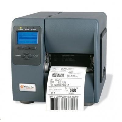 Honeywell Intermec M-4308 KA3-00-46000007 drukarka etykiet, 12 dots/mm (300 dpi), display, PL-Z, PL-I, PL-B, USB, RS232, LPT