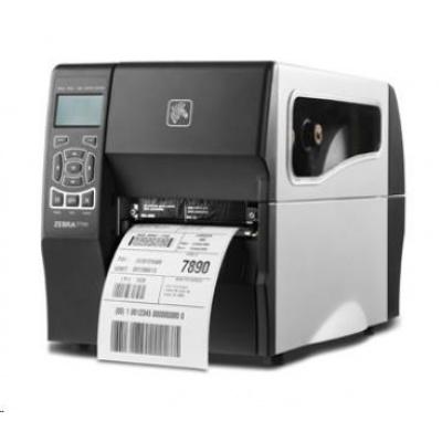 Zebra ZT230t ZT23043-T0E200FZ drukarka etykiet, 300dpi, RS-232, USB, LAN, ZPL , TT