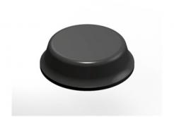 3M Bumpon SJ5012 černý, plato = 56 ks