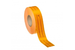 3M 983-21 Diamond Grade Reflexní fluorescentní páska, žlutá, šíře 55 mm, metráž