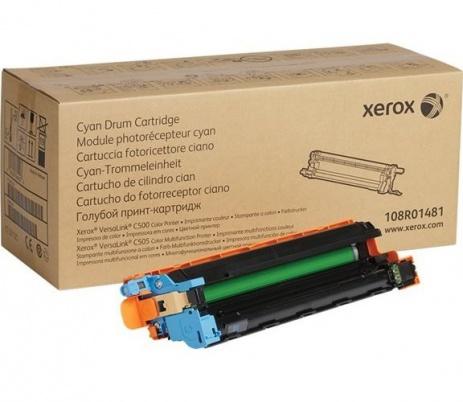 Xerox originální válec 108R01481, cyan, 40000str., Xerox VersaLink C500/C505