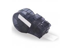 Brady M21-500-499 / 110894, Nylon Cloth, 12.70 mm x 4.88 m, černý tisk / bílý podklad, kompatibilní páska