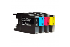 Brother LC-1240 + LC-1280 multipack kompatibilní cartridge