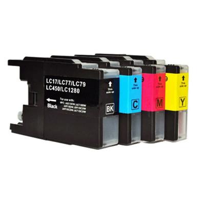 Brother LC-1240 + LC-1280 multipack kompatibilní cartridge