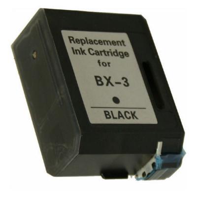 Canon BX-3 černá (black) kompatibilní cartridge