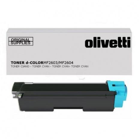 Olivetti B1065 cián (cyan) eredeti toner