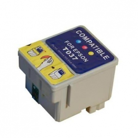 Epson T0370 color cartus compatibil