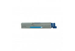 OKI 43459331 for C3300, C3400 cyan compatible toner
