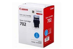 Canon CRG-702 azurový (cyan) originální toner