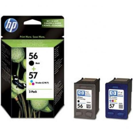 HP 56+57 SA342AE multipack cartus original