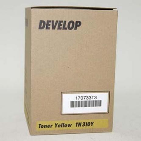 Develop TN-310Y yellow original toner
