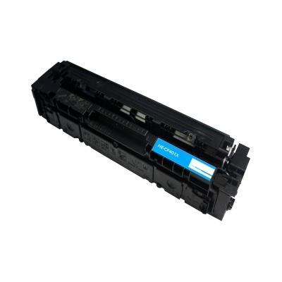 HP 201X CF401X azurový (cyan) kompatibilní toner
