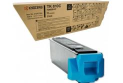 Kyocera Mita TK-810C azurový (cyan) originální toner