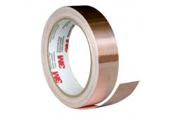 3M 1181 Banda adeziva de cupru, 12 mm x 16,5 m
