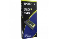 Epson C13T549400 žltá (yellow) originálna cartridge