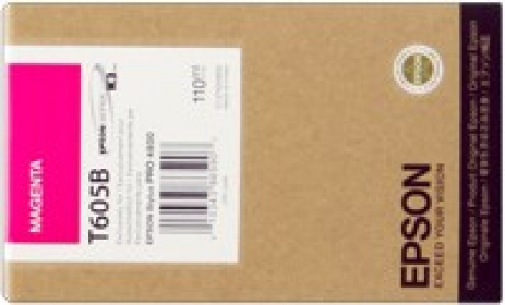 Epson C13T605B00 purpuriu (magenta) cartus original