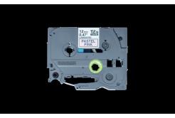 Brother TZ-MQE31 / TZE-MQE31, 12mm x 4m, černý tisk / růžový podklad, originální páska