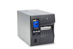 """Zebra ZT411 ZT41143-T1E0000Z tiskárna štítků, průmyslová 4"""" tiskárna,(300 dpi),peeler,disp. (colour),RTC,EPL,ZPL,ZPLII,USB,RS232,BT,Ethernet"""