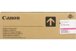 Canon C-EXV21 purpurová (magenta) originálna valcová jednotka