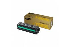 HP SU512A / Samsung CLT-Y505L žlutý (yellow) originální toner