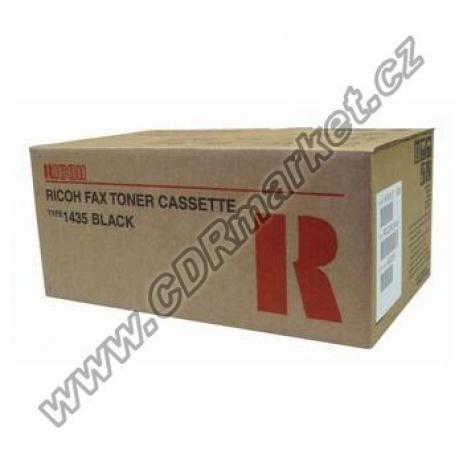 Ricoh 1435D fekete (black) eredeti toner