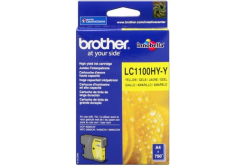 Brother LC-1100HYY žlutá (yellow) originální cartridge