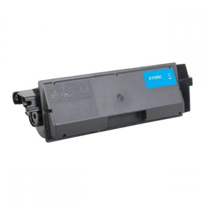 Kyocera Mita TK-590 azurový (cyan) kompatibilní toner