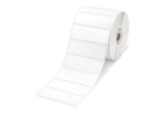 Brother RD-S03E1, 102mm x 50mm, bílé papírové štítky