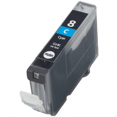 Canon CLI-8C azurová (cyan) kompatibilní cartridge