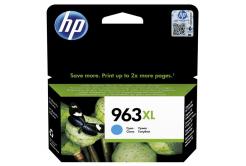 HP 963XL 3JA27AE azurová (cyan) originální cartridge