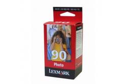 Lexmark č. 90 12A1990E foto barevná originální cartridge