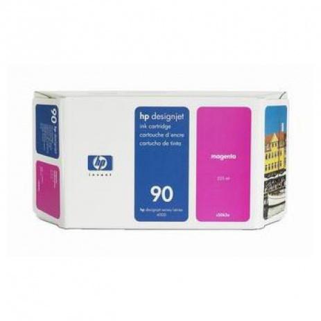 HP 90 C5062A purpuriu (magenta) cartus original