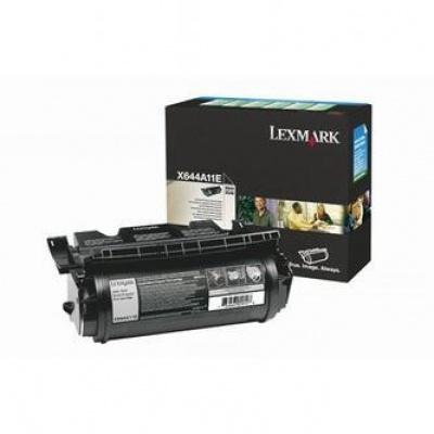 Lexmark X644A11E černý (black) originální toner
