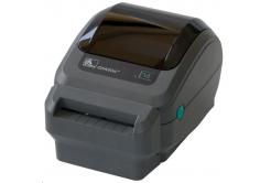 Zebra GX420D GX42-202421-000 DT tiskárna štítků, 203DPI, EPL2, ZPL II, USB, RS232, LAN, odlepovač (PEELER)